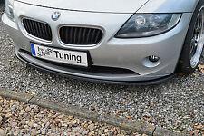 Sonderaktion Spoilerschwert Frontspoiler Cuplippe aus ABS für BMW Z4 E85 mit ABE
