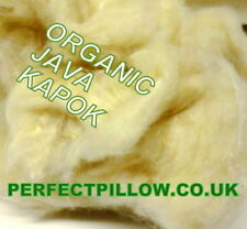 Biologique Pure Kapok 10 kg SAFE 4 jouets, zafu, futon, Coussin, oreiller, boudd...