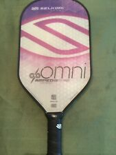 selkirk Amped Omni pickleball paddle