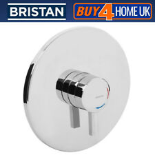 Bristan Gummers Sirrus Concealed Thermostatic Mini Mixer Lever Shower Valve