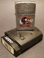 2003 Zippo Lighter - CFL Montreal Alouettes - New In Box