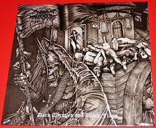 Darkthrone: Dark Thrones And Black Flags LP Vinyl Record 2008 Peaceville UK NEW