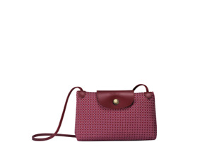 ON HAND Authentic Longchamp Le Pliage Collection Dandy Small Crossbody Bag- Fig