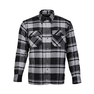 Cortech Bender Riding Flannel LRG Red Tide