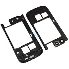 Black Back Chassis Bezel Housing For Samsung Galaxy S3 i9300 Genuine Part
