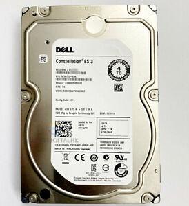 """DELL THGNN 0THGNN ST4000NM0033 4TB 7200RPM 128MB SATA 6Gb/s 3.5"""" Hard Drive"""