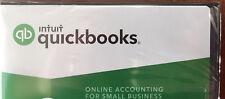 New Intuit QuickBooks Online Essentials 2018 2019 1 year 3 Users License Code