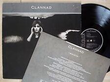 Clannad Macalla + Inner A-1 B-1 UK LP Bono U2 RCA PL 70894 1985 EX/EX+