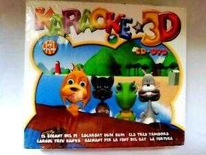 Karaoke 3D CD+DVD Ok Records En CataláTemes populars Vanesa Y los Punto com