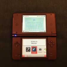 Nintendo DSi XL Red - FAULTY PARTS SPARES REPAIRS