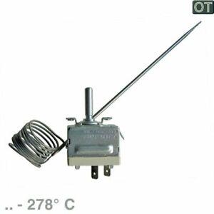 Thermostat Whirlpool 480121100437 EGO 55.17052.390 278°C für Backofen Herd