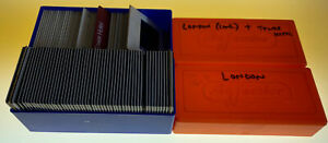 98 x Vintage 35mm Photo Slides LONDON High Quality Photography Images 1970s 80s