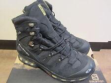Salomon Boots Men's Shoes Boots Leather Shoes Winter Boots Black New