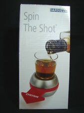 Spin the Shot! Barbuzzo Whose Turn is It?! Novelty Drinking Game