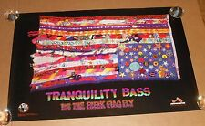 Tranquility Bass Let the Freak Flag Fly Poster Original Promo 36x24 RARE