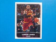 Figurine Panini NBA 2017-18 2018 n. 70 LeBron James Cleveland Cavaliers
