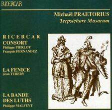 CD Michael Praetorius Terpsichore - Ricercar