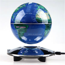 New Gift Magnetic Levitating Globe Anti-Gravity Floating Rotate Earth Home Decor