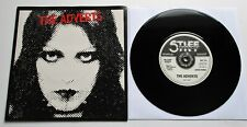 """The Adverts - One Chord Wonders UK 1977 Stiff Records Solid Centre 7"""" Single P/S"""