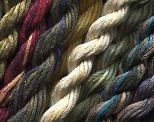 10% Off One Caron Collection Hand-dyed Silk Thread 001 thru 299 - Waterlilies