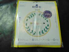 DMC Printed Cross Stitch Kit BK1832 Love Laurel
