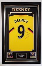 NEW LUXURY FOOTBALL SHIRT FRAMES JERSEY FRAMING  * We frame your shirt for you*