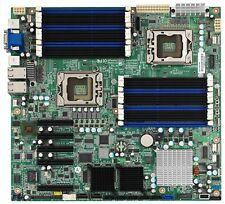 Tyan Motherboard S7012 GM4NR Dual LGA1366 i5520 (X58 X79 X99 X299 C422 Z170 Z370