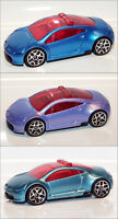 Hot Wheels MITSUBISHI ECLIPSE CONCEPT CAR Custom Paint Loose