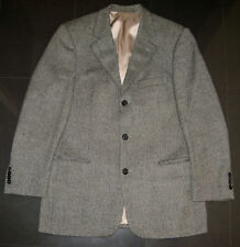 HUGO BOSS BUSINESS WOLLSAKKO ★ Gr. 98 EINSTEIN SAKKO 100%  WOLLE Super Zustand