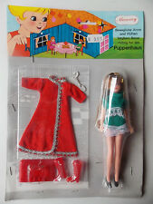 Vintage - Mammy - Topper Dawn Cilly Clone Doll - 6 1/8in -