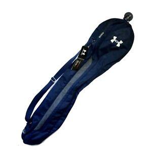 Under Armour UA Lacrosse Cradle Stick Bag Blue #UA76013 NOS