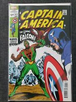 Marvel Comics Captain America #117 Sep 1st Appearance of Falcon Facsimile Key