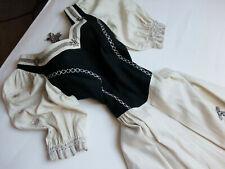 Dirndl Trachtenkleid Balkonett Kleid Dirndel Landhauskleid Tracht Gr. 42