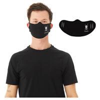 Mundschutz mit Travelbug Geocaching Trackbar Tb Maske stoff