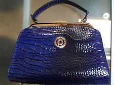 131d936b18 sac a main bleu en vente | eBay