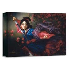 "Disney Fine Art Heather Edwards ""The Elegant Warrior"" Limited Edition Canvas"