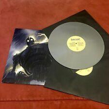 Michael Kamen's THE IRON GIANT Soundtrack 2 x LP Mondo Vinyl Gray Steel - Mint