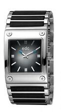 EDC by Esprit Mystic Twilight Midnight ee100392001 Analog Stainless Steel Black, SI
