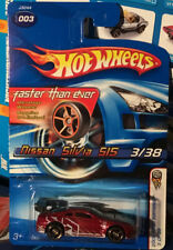 2006 Hot Wheels First Editions 3 of 38 NISSAN SILVIA S15 Red Faster Then Ever