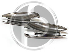 Smart Fortwo (451) 2007-onwards Chrome Door Handle Shells