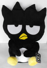 Rare Hello Kitty series 18 inch Plush Badtz Maru Mint 2011 Tag and Label