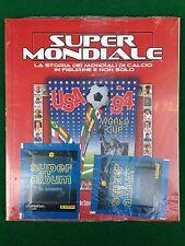Album USA 94 1994 WORLD CUP Gazzetta dello sport , Figurine Panini Calcio