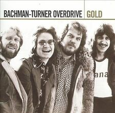 Bachman-Turner Overdrive - Gold [2 CD] [Remaster] (CD, Oct-2005, 2 Disc) BTO