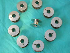 10 PFAFF MODEL 30 SEWING MACHINE BOBBINS OLDER MODELS