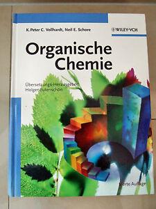 Organische CHEMIE, K.Peter C.Vollhardt, Neil E. Schore, 4. Auflage