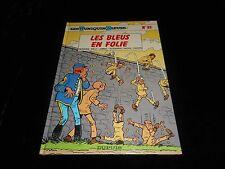 Lambil / Cauvin : Les Tuniques Bleues 32 : Les bleus en folie EO Dupuis 1991