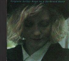 VIRGINIA ASTLEY Hope In A Darkened Heart +1 JAPAN CD 32XD-558 Ryuichi Sakamoto