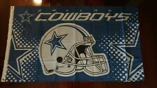Dallas Cowboys 3x5 Flag. US seller. Free shipping within the US