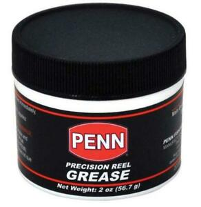 PENN Precision Reel Grease 2 Ounce 2OZGSESD12 NEW
