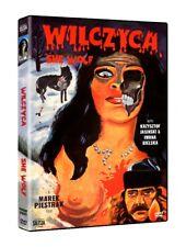 Wilczyca (1983) She Wolf - Gothic Polish horror - English DVD